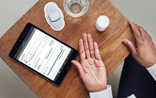Pílula digital rastreável será utilizada no tratamento de distúrbios mentais para ajudar no controle da terapia