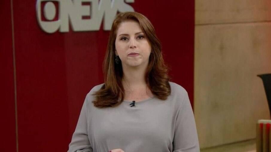 Juliana Rosa anuncia ida para outra emissora