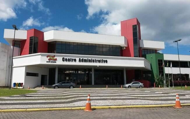 Centro Administrativo do Governo do Estado de Santa Catarina será casa do novo governador