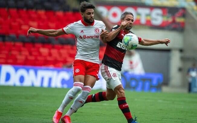 Flamengo e Inter fizeram jogo decisivo pelo Brasileirão