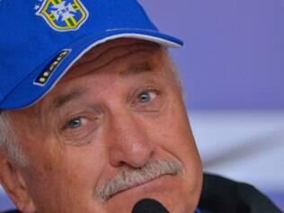 Felipão quer quebrar histórico negativo da seleção brasileira atuando em São Paulo