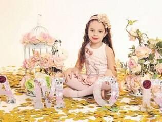 Nesta sexta-feira, 6 de março, é um dia especial, pois é o aniversário de Sophia. Parabéns pelos seus 6 anos!