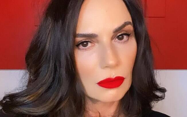 Luiza Brunet foi vítima de violência doméstica em 2016