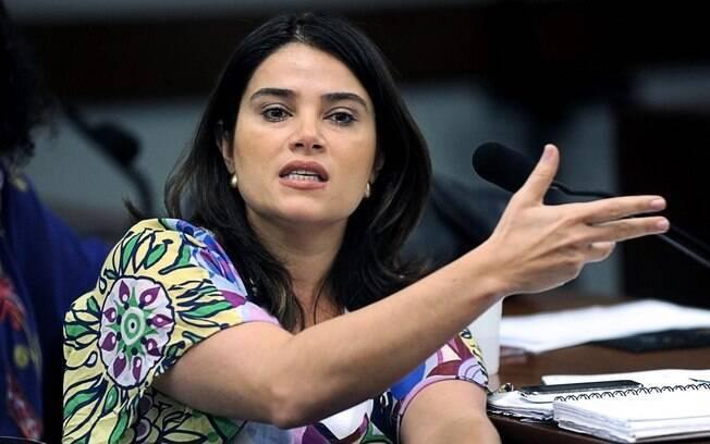 Deputada federal pelo PP de São Paulo, Aline Corrêa consta da lista de 37 investigados de um dos inquéritos da Lava Jato. Foto: Agência Câmara