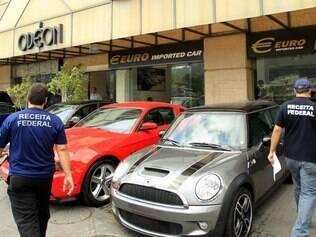 a333fd12a42 Latino e Belo negam má-fé em compra de carro importado - Rio de ...