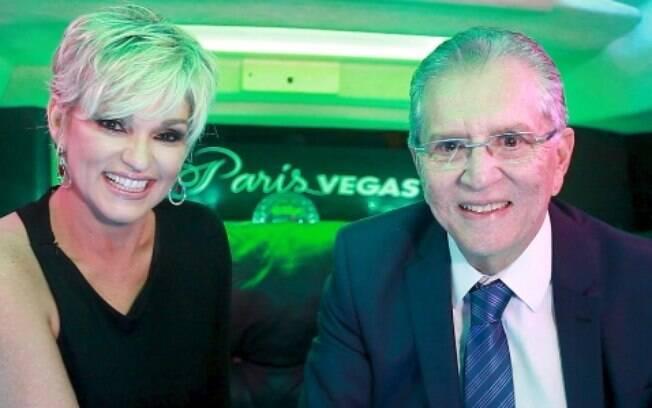 Carlos Alberto da Nóbrega e Andréa Nóbrega se separam novamente