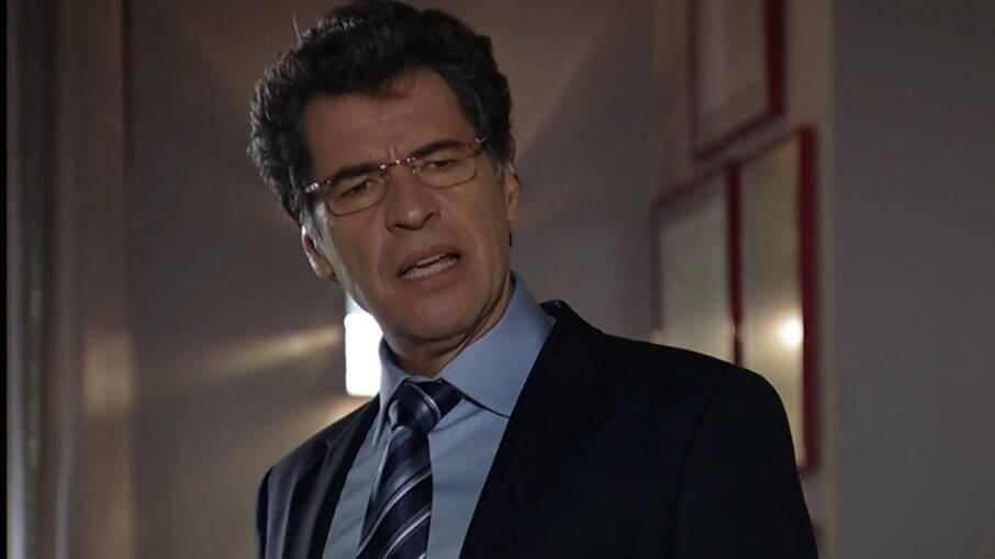 Jonas confronta Lourenço sobre a suaproximação com Tiago, em