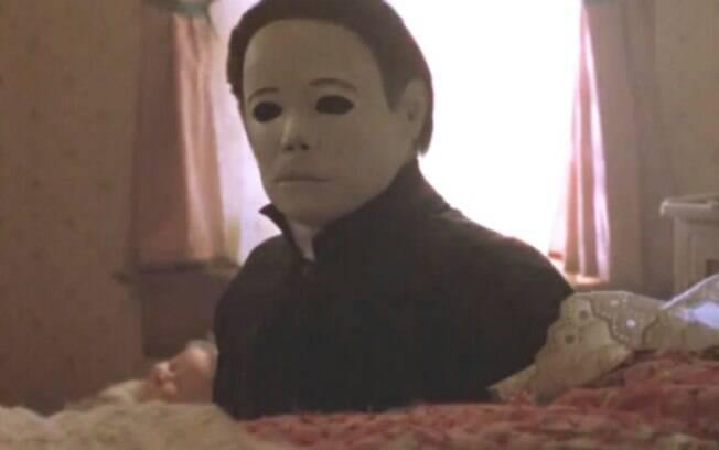 Michael Myers teve uma nova máscara feita do zero para o terceiro filme