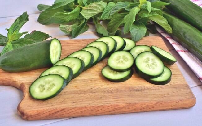 Corte de legumes rondelle