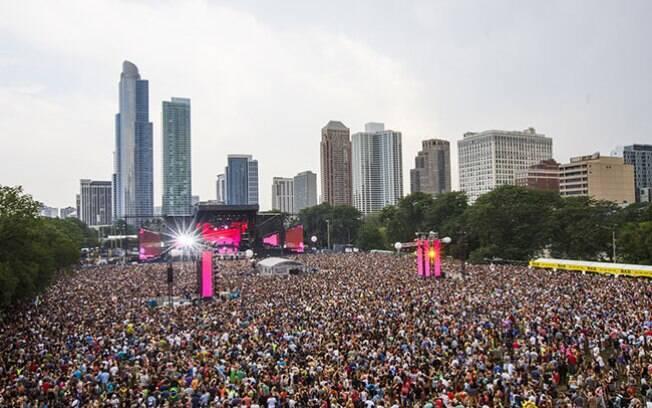 Festival Lollapalooza em Chicago, aparentemente, chegou a ser alvo de Stephen Paddock, o atirador de Las Vegas