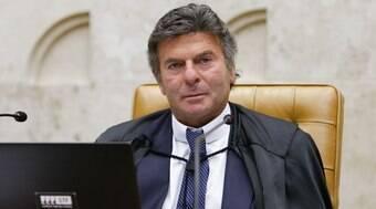 'Qualquer que seja o preço político, diz Fux sobre defesa da democracia
