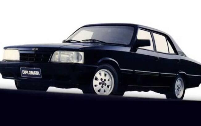 Chevrolet Opala: o carro que sempre esteve um passo adiante no conforto e na potência? Se o Chevrolet Cruze fosse como ele...
