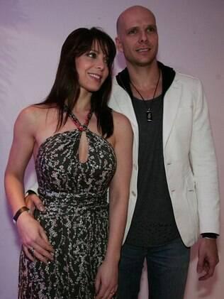 Sheila Mello e Fernando Scherer