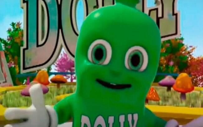 Mascote da Dolly faz sucesso nas redes sociais e nos comercias de TV, mas empresa passa por apuros na justiça para se manter em funcionamento