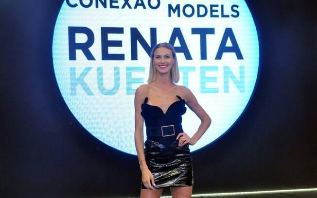 Renata Kuerten apresenta o Conexão Models, que volta para nova temporada em 2018
