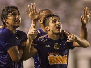 Contra o Santos, Willian foi o responsável por três gols em dois jogos