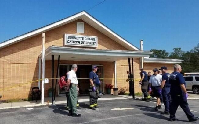 Ataque em uma igreja de Nashville deixou ao menos oito feridos, sendo sete idosos