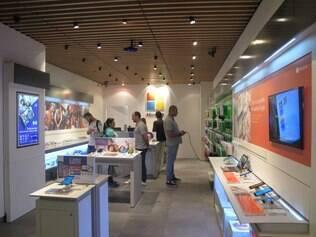 Microsoft abre 1ª loja própria no Brasil
