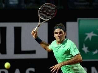 Federer assumiu a terceira posição do Grupo B do ATP Finals