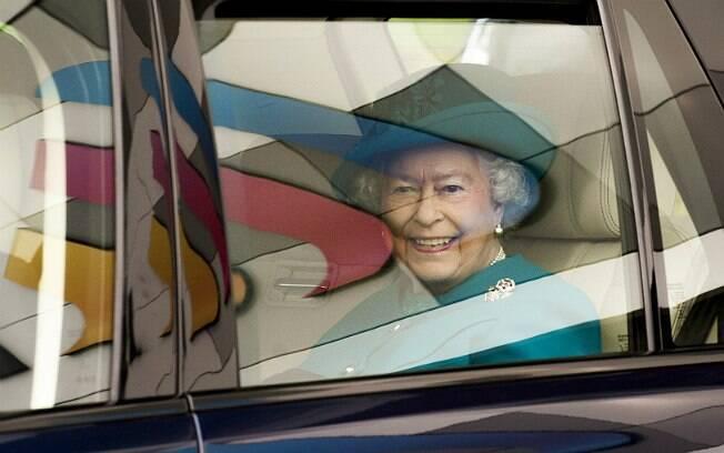 Rainha Elizabeth 2ª (foto de outubro de 2014)