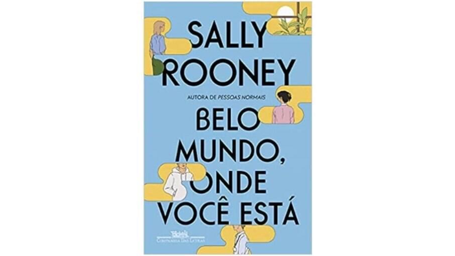 Novo romance de Sally Rooney