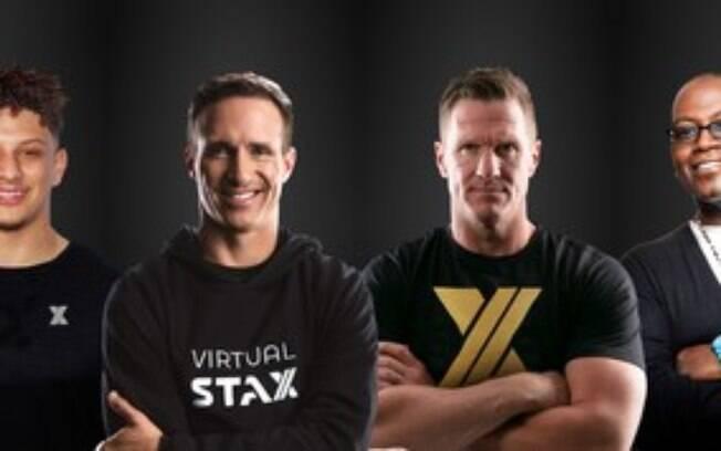 Astros Drew Brees, Patrick Mahomes, Randy Jackson e Jean De Villiers apoiam VirtualStaX (Impulsionada pela TurnCoin)