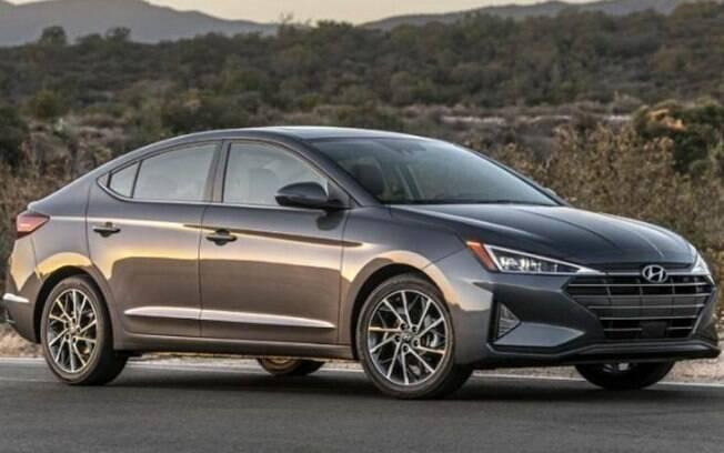 Hyundai Elantra 2019 tem revelados os primeiros detalhes e ...