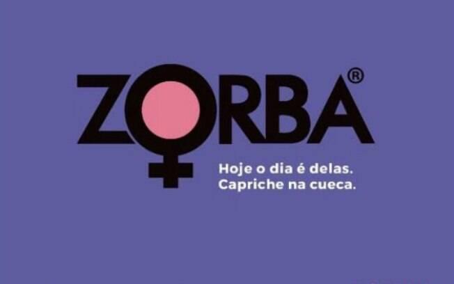 Após perceber resultado negativo da campanha, Zorba apagou imagem e vídeo de todas as suas redes sociais