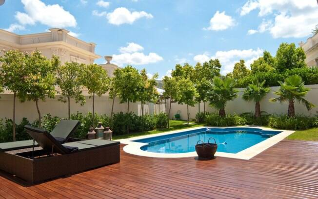 Piscinas para se refrescar no calor arquitetura ig for Piscinas sol