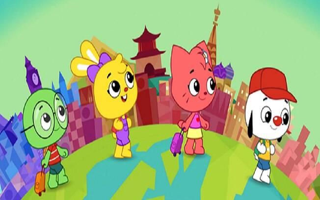 As animações da PlayKids estão disponíveis no Looke