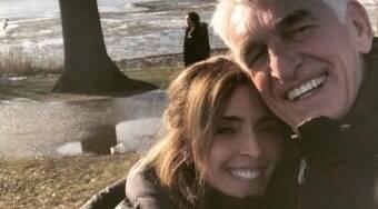 Deborah Evelyn revela a opinião do marido sobre cenas de sexo