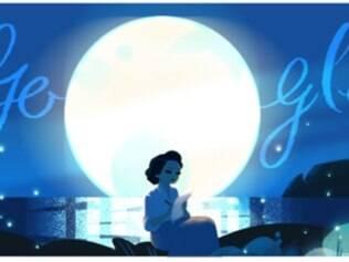 Cecília Meireles é homenageada com Doodle