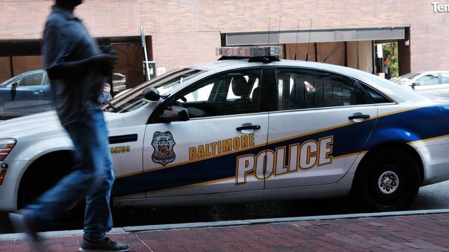 Polícia de Baltimore, Estados Unidos