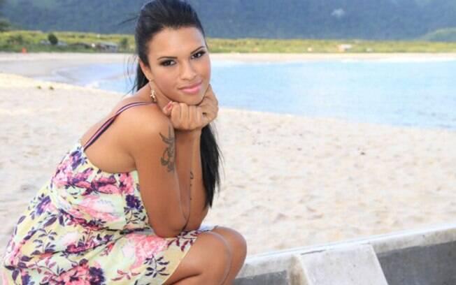 Ariadna: eliminada logo no início do BBB11, tornou pública sua transexualidade
