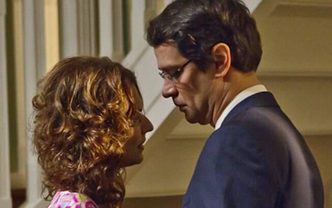 Marcello Antony contracena com Patrícia no episódio