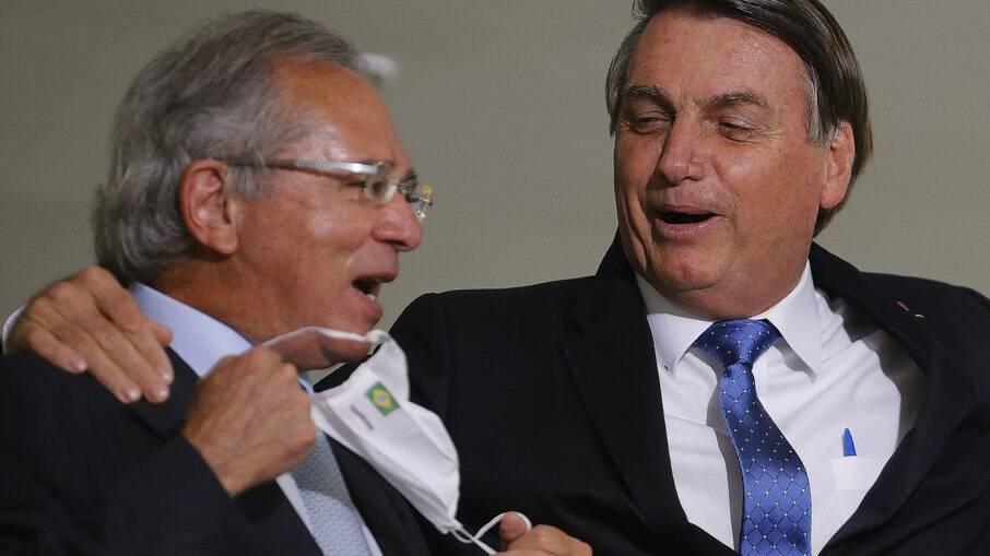 'Não tem calote', diz Guedes sobre proposta de parcelar precatórios