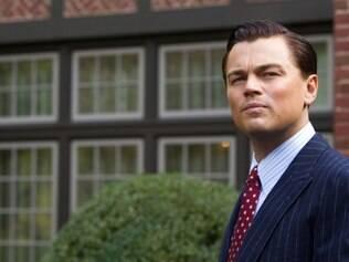 Leonardo DiCaprio em cena de