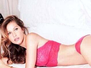 Uma 'angel' esperta: Gisele lança marca para concorrer com Victoria's Secret