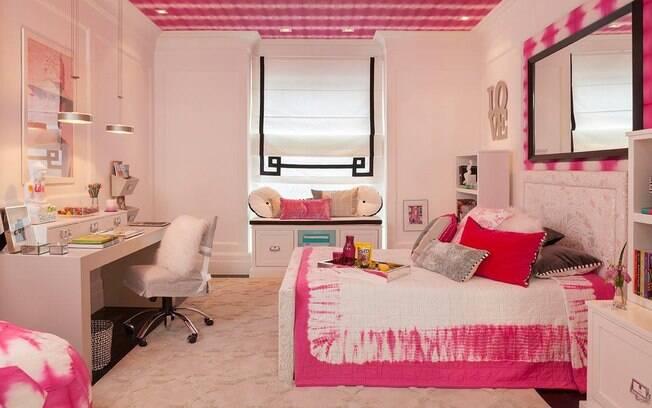 Galeria do quarto de meninas adolescentes decoradas