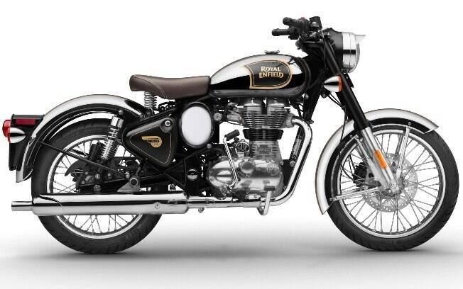 Motos para viajar: Royal Enfield tem opções mais em conta para quem gosta de ares vintage