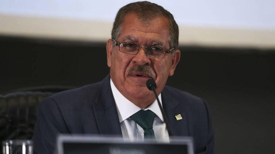 Presidente do Superior Tribunal de Justiça, ministro Humberto Martins