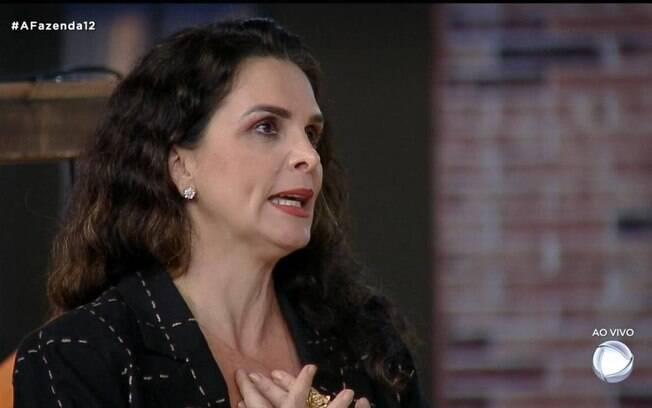 Luiza Ambiel em