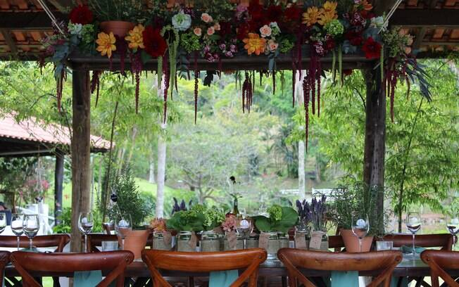 A procura de flores fora do convencional está crescendo e podem deixar o ambiente ainda mais bonito e romântico