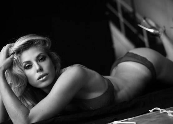 Caroline Bittencourt - Felipe Lessa 7