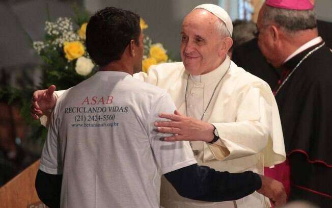 Não Deixem Que Os Roubem A Esperança Diz Papa Aos Jovens Em