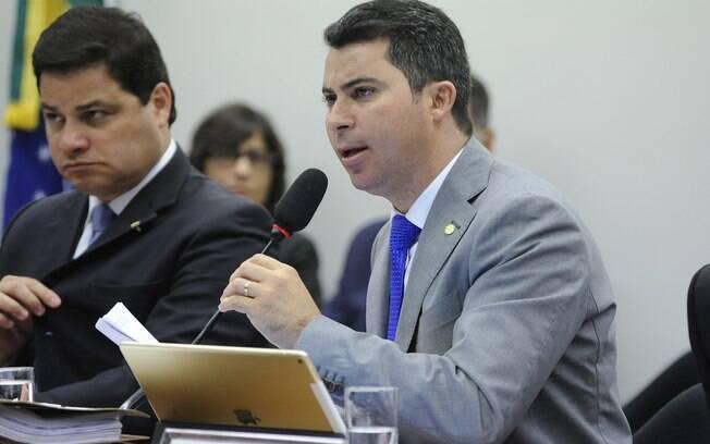Relator do processo de cassação do presidente afastado da Câmara, deputado Marcos Rogério