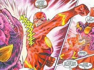 Cartilha. Quadrinhos inspiram a versão televisiva até nos detalhes da roupa, mas o herói no papel é mais maduro que na TV