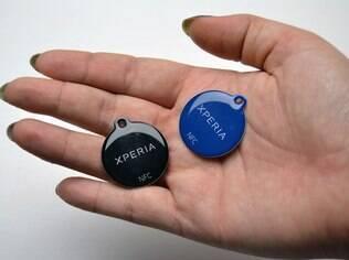 Smart Tags permitem automatizar funções do Xperia P