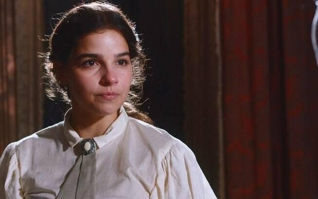 Nos Tempos do Imperador: Samuel, após pedido desesperado de perdão, humilha Pilar e dá ordem cruel