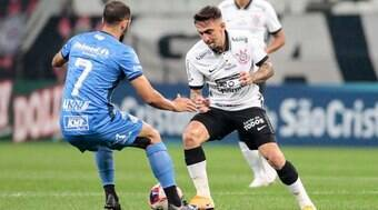 Corinthians tropeça de novo e só empata com o São Bento